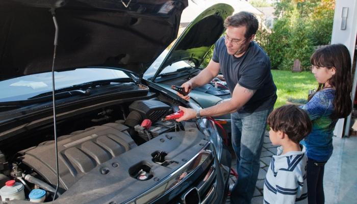 تصليح سيارات الضباعية