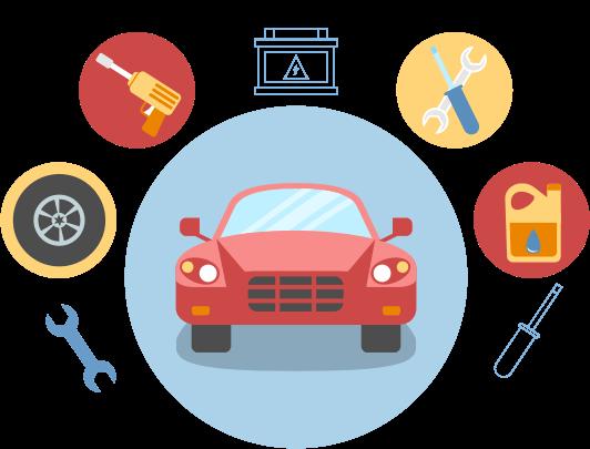 صيانة سيارات أبرق خيطان